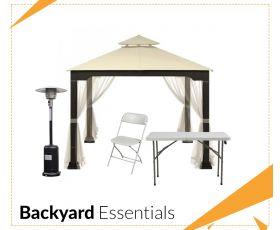 Backyard Essentials