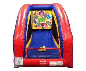 Inflatable Air Frame Game, Flower Power