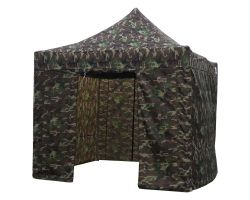 10' x 10' Premium Pop-Up Party Tent - Camouflage