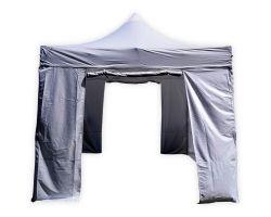 10' x 10' Premium Pop-Up Party Tent - White (Fire Retardant)