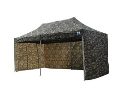 10' x 20' Premium Pop-Up Party Tent - Camouflage