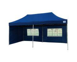 10' x 20' Premium Pop-Up Party Tent - Navy Blue