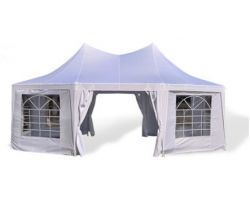 22' x 16' Octagonal Party Tent