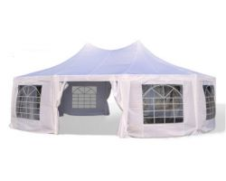 29' x 21' Decagonal  Party Tent