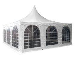 20' x 20' PVC High-Peak Party Tent