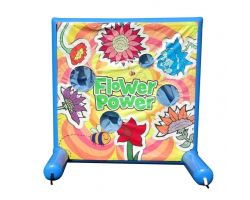 Sealed Air Inflatable Frame Game, Flower Power