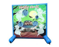 Sealed Air Inflatable Frame Game, Ghostly Ghouls