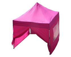 8' x 8' Basic Pop-Up Tent - Pink
