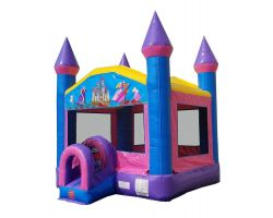 Inflatable Bounce House, Princess Dream