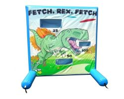 Sealed Air Inflatable Frame Game, Fetch Rex