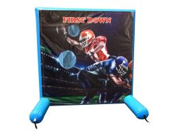 Sealed Air Inflatable Frame Game, Football