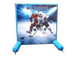 Sealed Air Inflatable Frame Game, Hockey