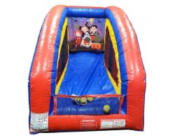 Inflatable Air Frame Game, Trick or Treat