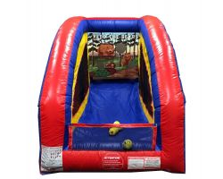 Inflatable Air Frame Game, Feed the Bears