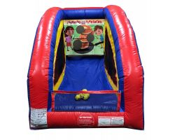 Inflatable Air Frame Game, Flipping Flapjacks