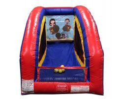 Inflatable Air Frame Game, Mermaid Treasure
