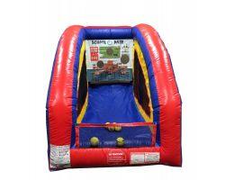 Inflatable Air Frame Game, School Daze