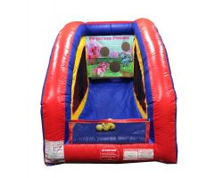 Inflatable Air Frame Game, Princess Ponies