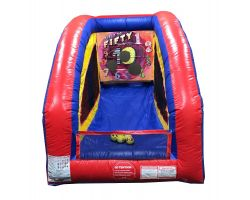 Inflatable Air Frame Game, First to 50