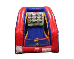 Inflatable Air Frame Game, Football