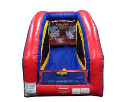 Inflatable Air Frame Game, Feed the Elephants