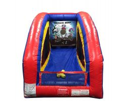 Inflatable Air Frame Game, Zombie Hunt
