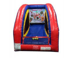 Inflatable Air Frame Game, Winter Fun