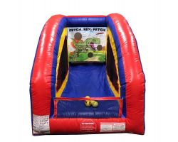 Inflatable Air Frame Game, Fetch Rex