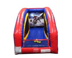 Inflatable Air Frame Game, Hockey