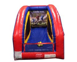 Inflatable Air Frame Game, Soccer