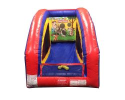 Inflatable Air Frame Game, Dog House