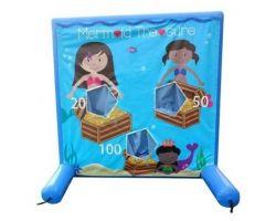Sealed Air Inflatable Frame Game, Mermaid Treasure