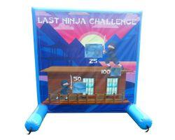 Sealed Air Inflatable Frame Game, Last Ninja