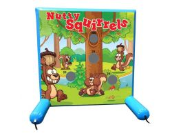 Sealed Air Inflatable Frame Game, Nutty Squirrels