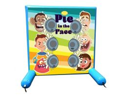 Sealed Air Inflatable Frame Game, Pie in the Face