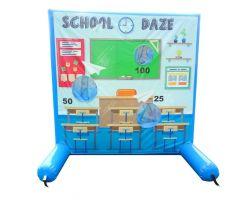 Sealed Air Inflatable Frame Game, School Daze