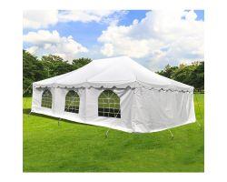 20' X 30' Commercial Pole Tent
