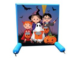 Sealed Air Inflatable Frame Game, Trick or Treat
