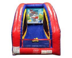 Inflatable Air Frame Game, Carwash