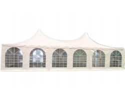 20' x 40' PVC High-Peak Party Tent