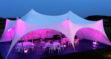 Why A Party Tent Is Perfect For Your Event